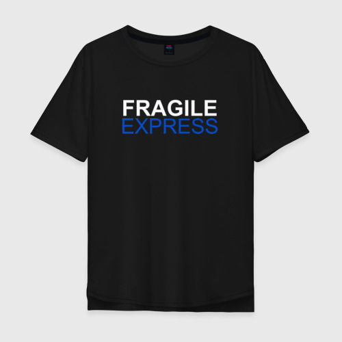 FRAGILE EXPRESS (НА СПИНЕ)