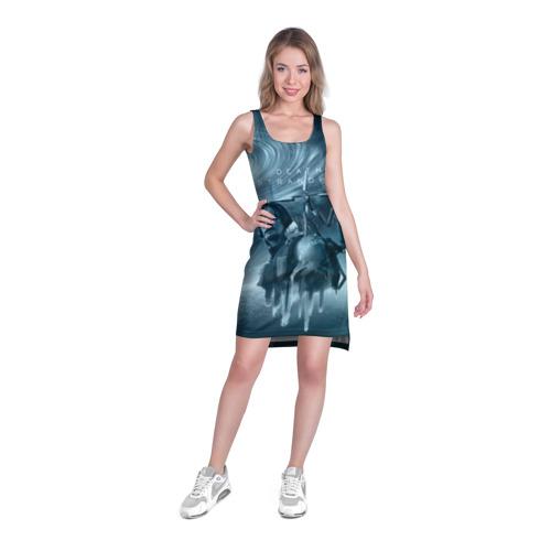 Платье-майка 3D  Фото 03, Death Stranding
