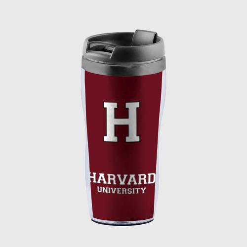Термокружка-непроливайка Harvard University_форма