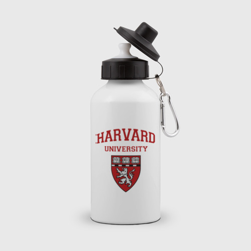Бутылка спортивная Harvard University_форма