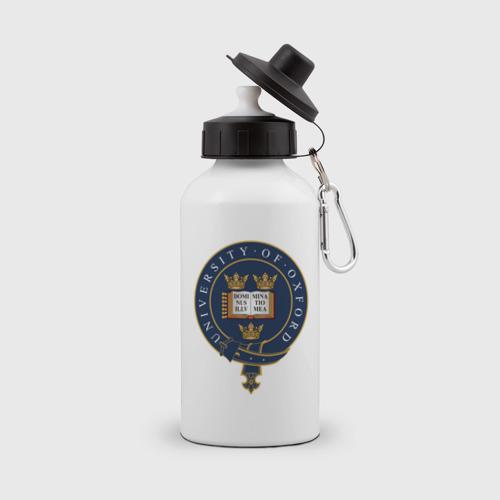 Бутылка спортивная University of Oxford_форма