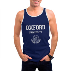 University of Oxford_форма