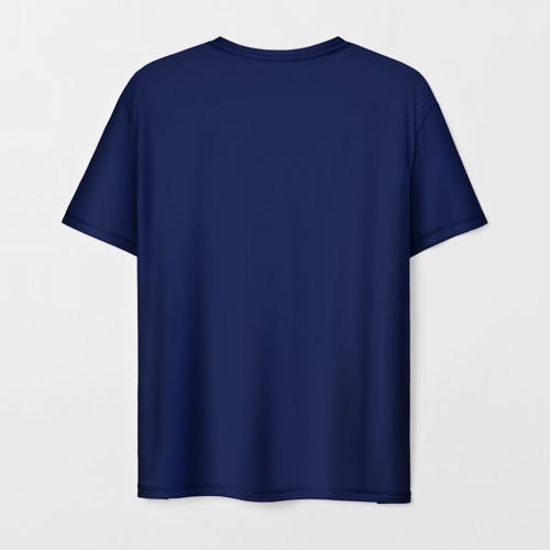 Мужская футболка 3D  Фото 02, University of Oxford_форма