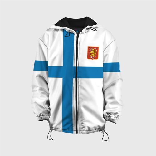 Детская куртка 3D Сборная Финляндии 116 фото