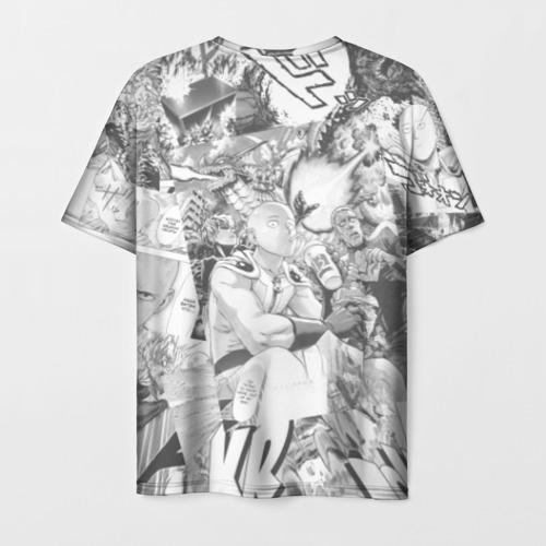 Мужская футболка 3D SAITAMA Фото 01
