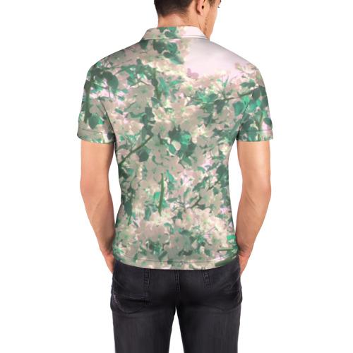 Мужская рубашка поло 3D  Фото 04, Всему свое время