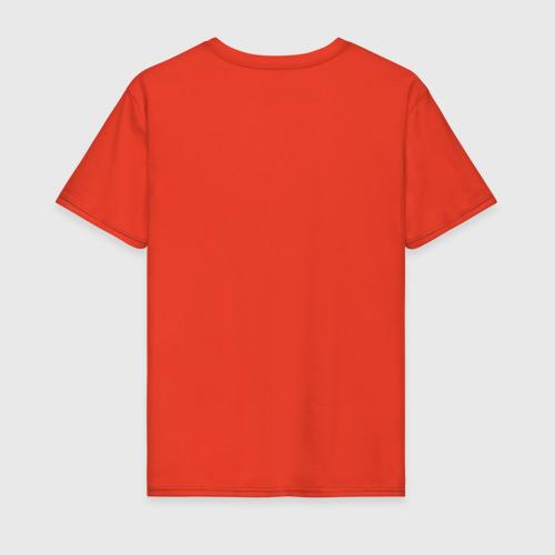 Мужская футболка хлопок Фанат Лета Фото 01