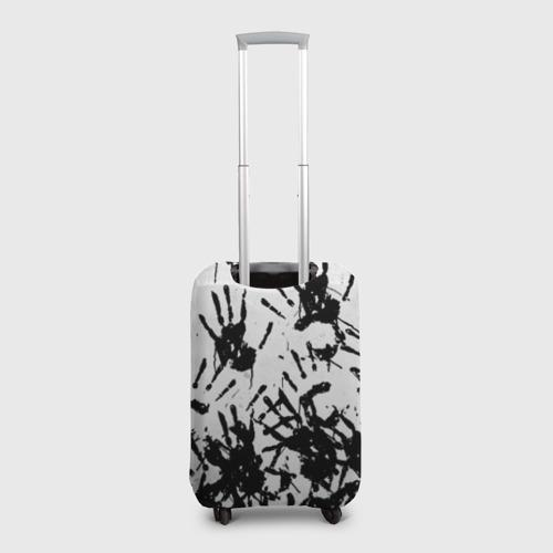 Чехол для чемодана 3D Отпечатки - DEATH STRANDING Фото 01