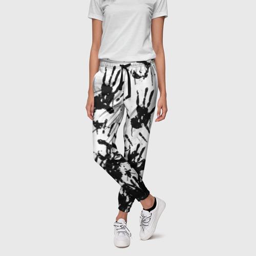 Женские брюки 3D Отпечатки - DEATH STRANDING Фото 01