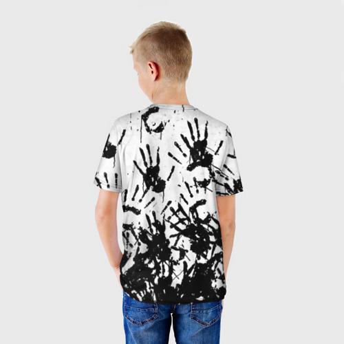 Детская футболка 3D Отпечатки - DEATH STRANDING Фото 01