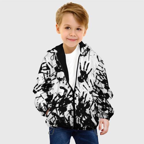 Детская куртка 3D Отпечатки - DEATH STRANDING Фото 01