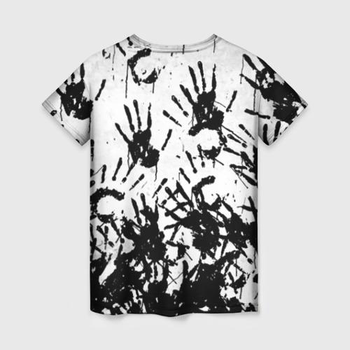 Женская футболка 3D Отпечатки - DEATH STRANDING Фото 01