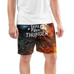 war thunder (ник на спине)