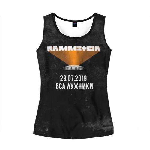RAMMSTEIN - МОСКВА 2019
