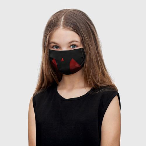 Детская маска (+5 фильтров) Astralis uniform 2019 One фото