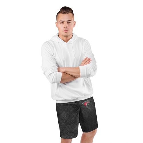 Мужские шорты 3D спортивные Tony Ferguson    Фото 01
