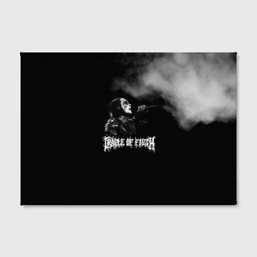 Холст прямоугольный Cradle of Filth Фото 01