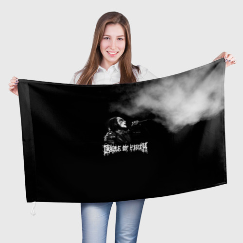 Флаг 3D Cradle of Filth Фото 01