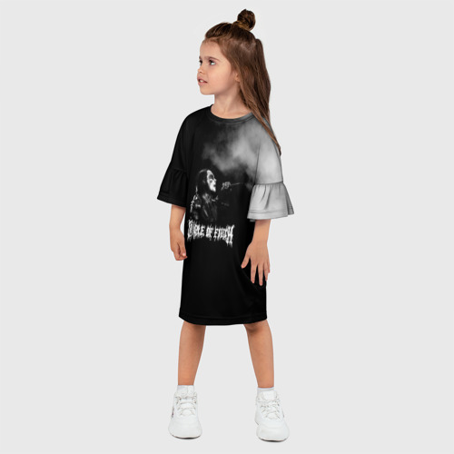 Детское платье 3D Cradle of Filth Фото 01