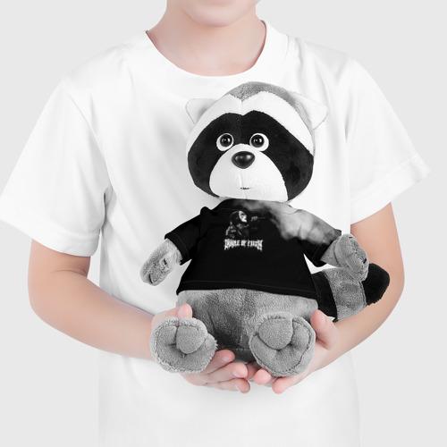 Енотик в футболке 3D Cradle of Filth Фото 01