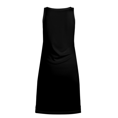 Платье-майка 3D  Фото 02, Death Stranding BRIDGES Black