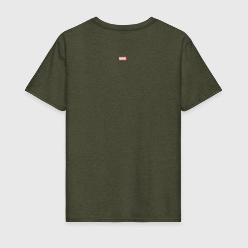Мужская футболка хлопок Звездный лорд Фото 01