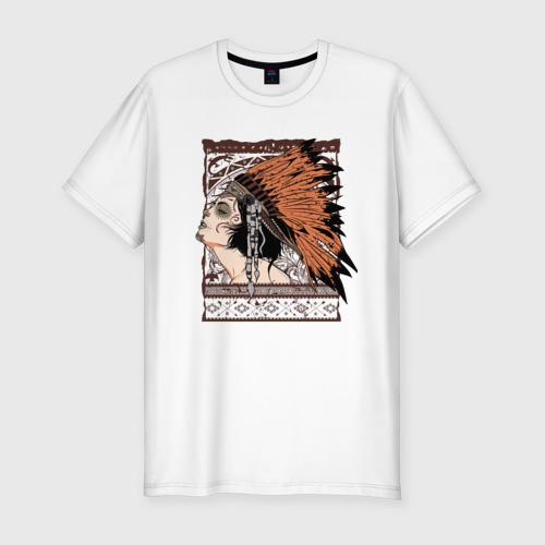 Мужская футболка премиум  D?a de los Muertos Фото 01