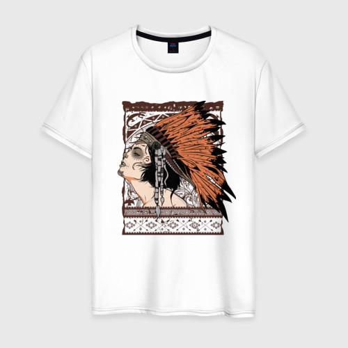 Мужская футболка хлопок  D?a de los Muertos Фото 01