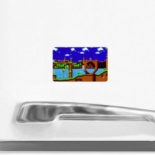 Магнит виниловый Visa  Фото 02, Sonic