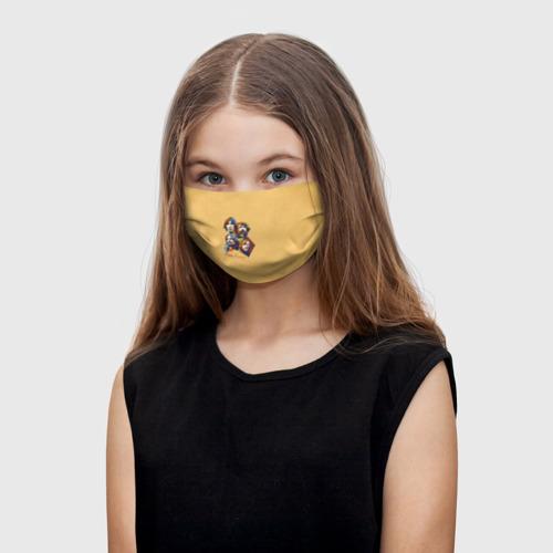 Детская маска (+5 фильтров) Pink Floyd One фото