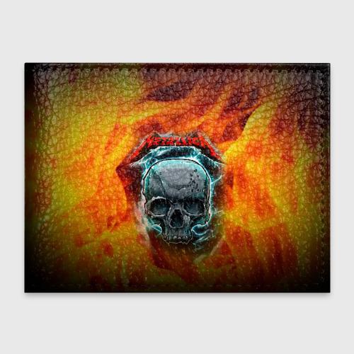 Обложка для студенческого билета Metallica Фото 01