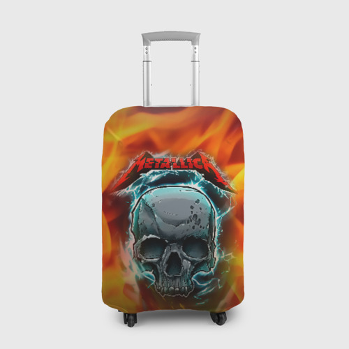 Чехол для чемодана 3D Metallica Фото 01