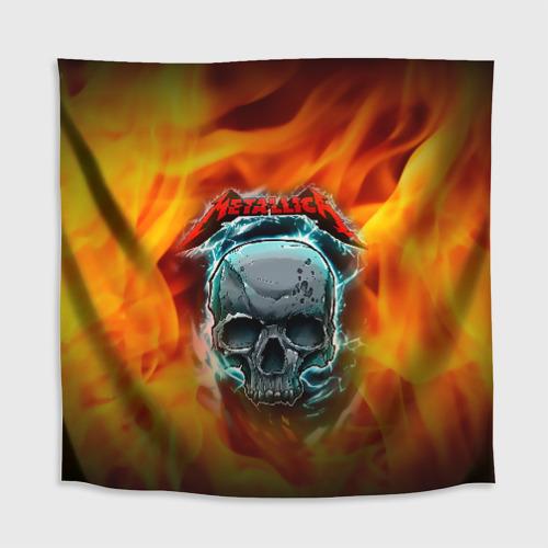 Скатерть 3D Metallica Фото 01