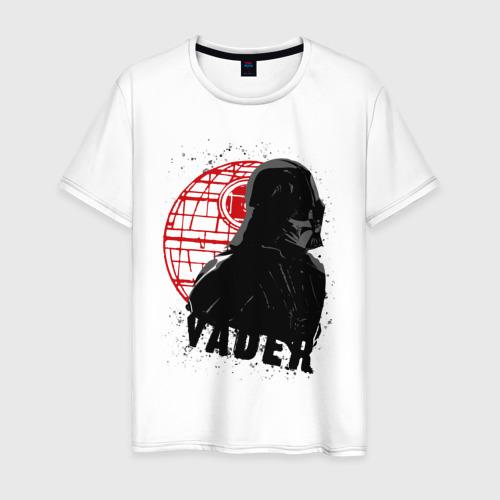 Мужская футболка хлопок Вейдер  Фото 01