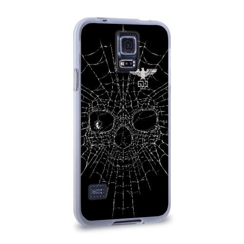 Чехол для Samsung Galaxy S5 силиконовый  Фото 02, Rammstein
