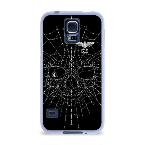 Чехол для Samsung Galaxy S5 силиконовый  Фото 01, Rammstein