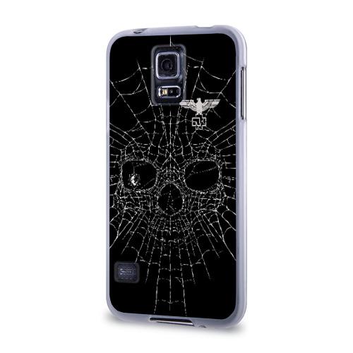 Чехол для Samsung Galaxy S5 силиконовый  Фото 03, Rammstein