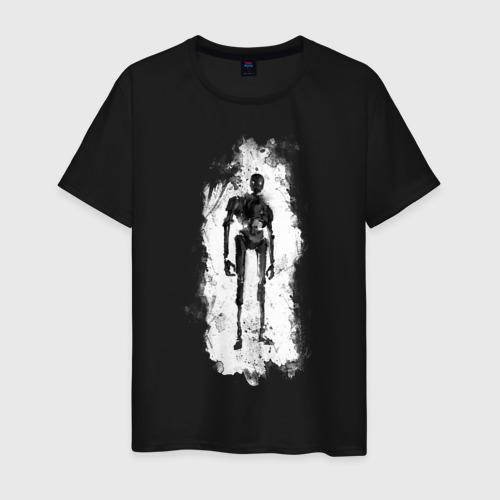 Мужская футболка хлопок Kay-Tuesso Фото 01