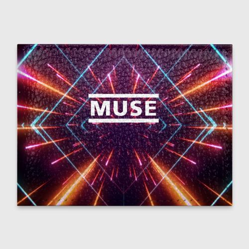 Обложка для студенческого билета MUSE Фото 01