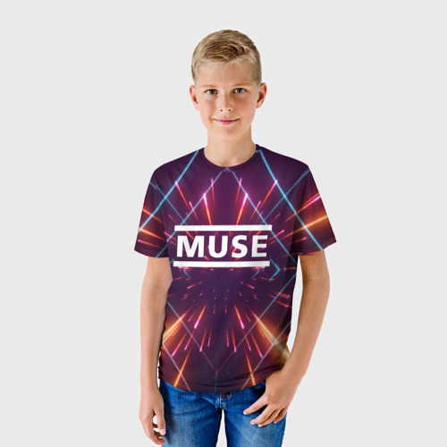 Детская футболка 3D MUSE Фото 01