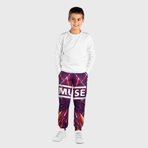 Детские брюки 3D MUSE Фото 01