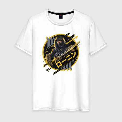 Мужская футболка хлопок Ronin