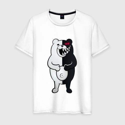 Мужская футболка хлопок MONOKUMA