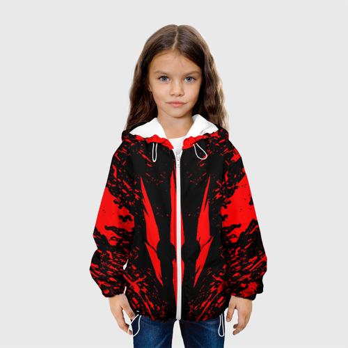 """Детская 3D куртка """"ВЕДЬМАК """" фото 3"""