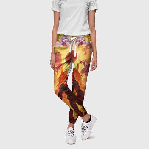 Женские брюки 3D Doom Eternal Фото 01
