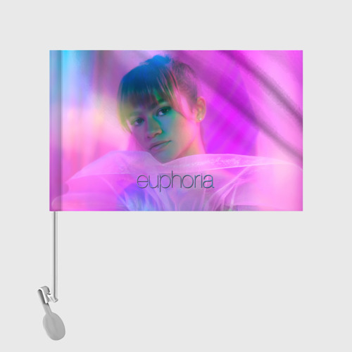 Флаг для автомобиля сериал Euphoria Фото 01