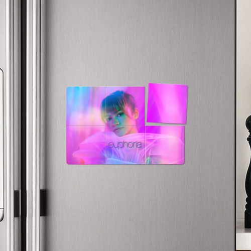 Магнитный плакат 3Х2 сериал Euphoria Фото 01