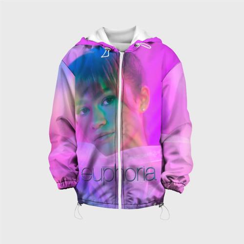 Детская куртка 3D сериал Euphoria Фото 01