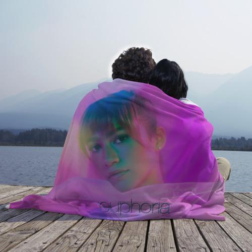 Плед 3D сериал Euphoria Фото 01