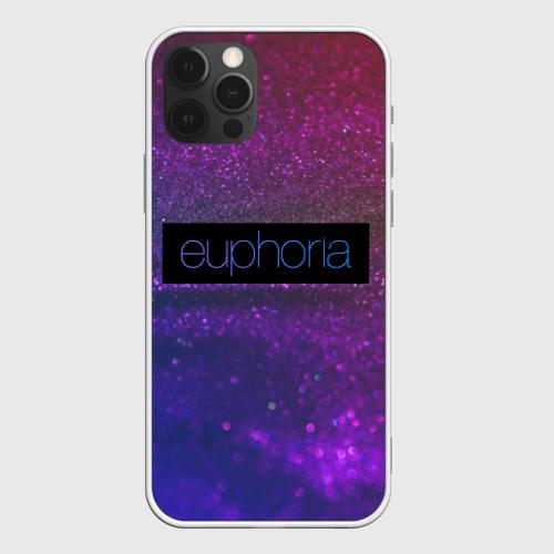 Чехол для iPhone 12 Pro сериал Euphoria Фото 01